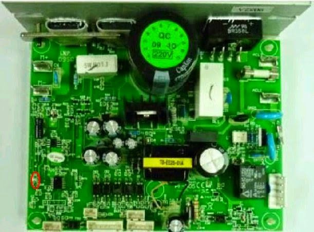 78 best images about treadmills repair on pinterest to for How to test treadmill motor control board