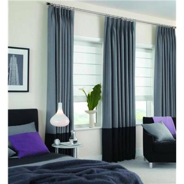 Best 20 contemporary curtains ideas on pinterest - Modern curtain ideas for living room ...