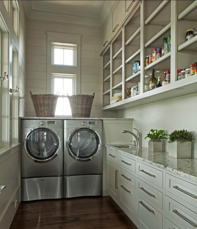 Laundry room configuration