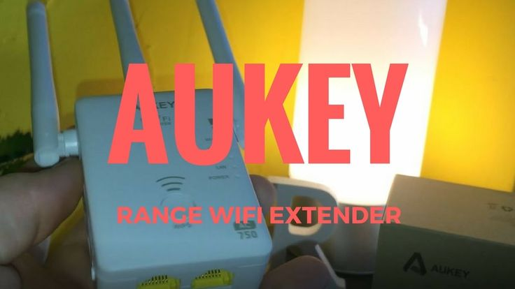 Aukey AC750 Range Wi-Fi Extender low cost