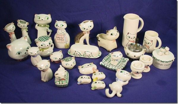 Holt Howard Cozy Kitty Collection