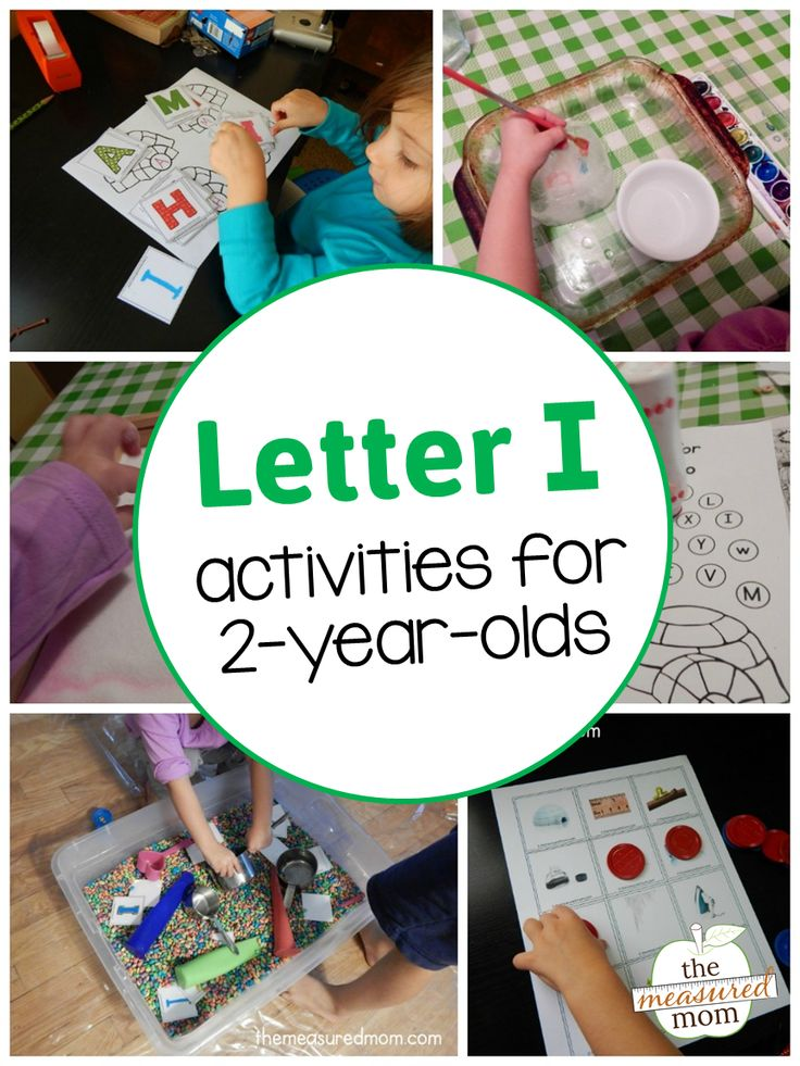 These letter I crafts and activities for 2-year-olds are perfect for toddlers and preschoolers earning the alphabet!