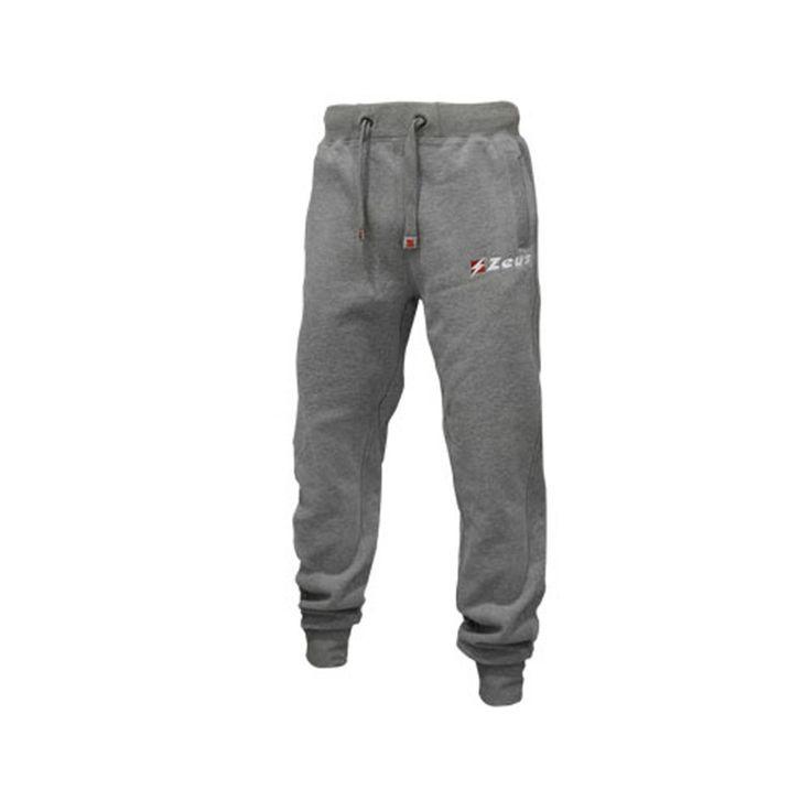Pantalone relax Zeus Zodiaco con tasche 100% cotone, ideale per il tempo libero. #Pegashop abbigliamento per lo sport e il tempo libero.