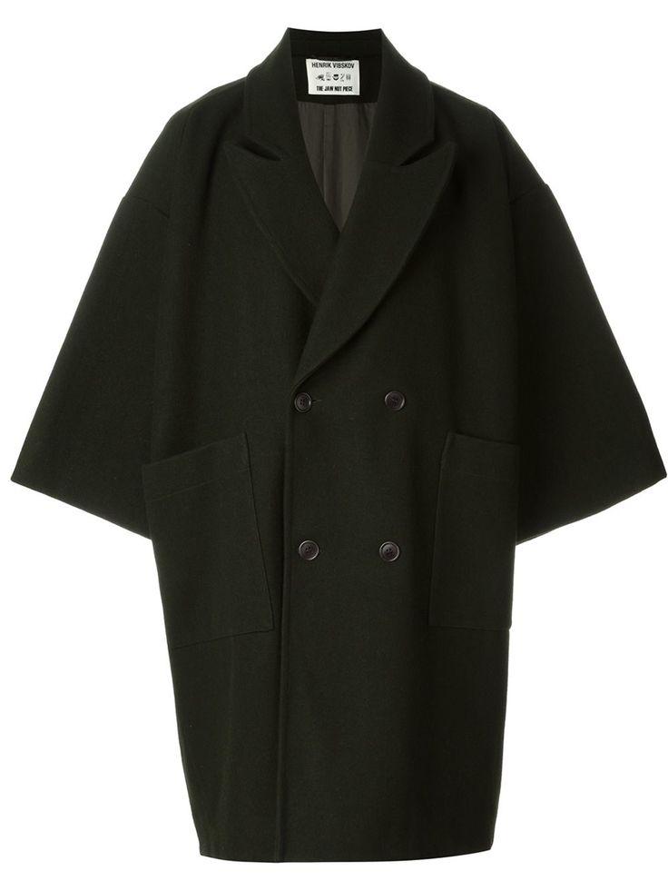 Henrik Vibskov 'Last' coat
