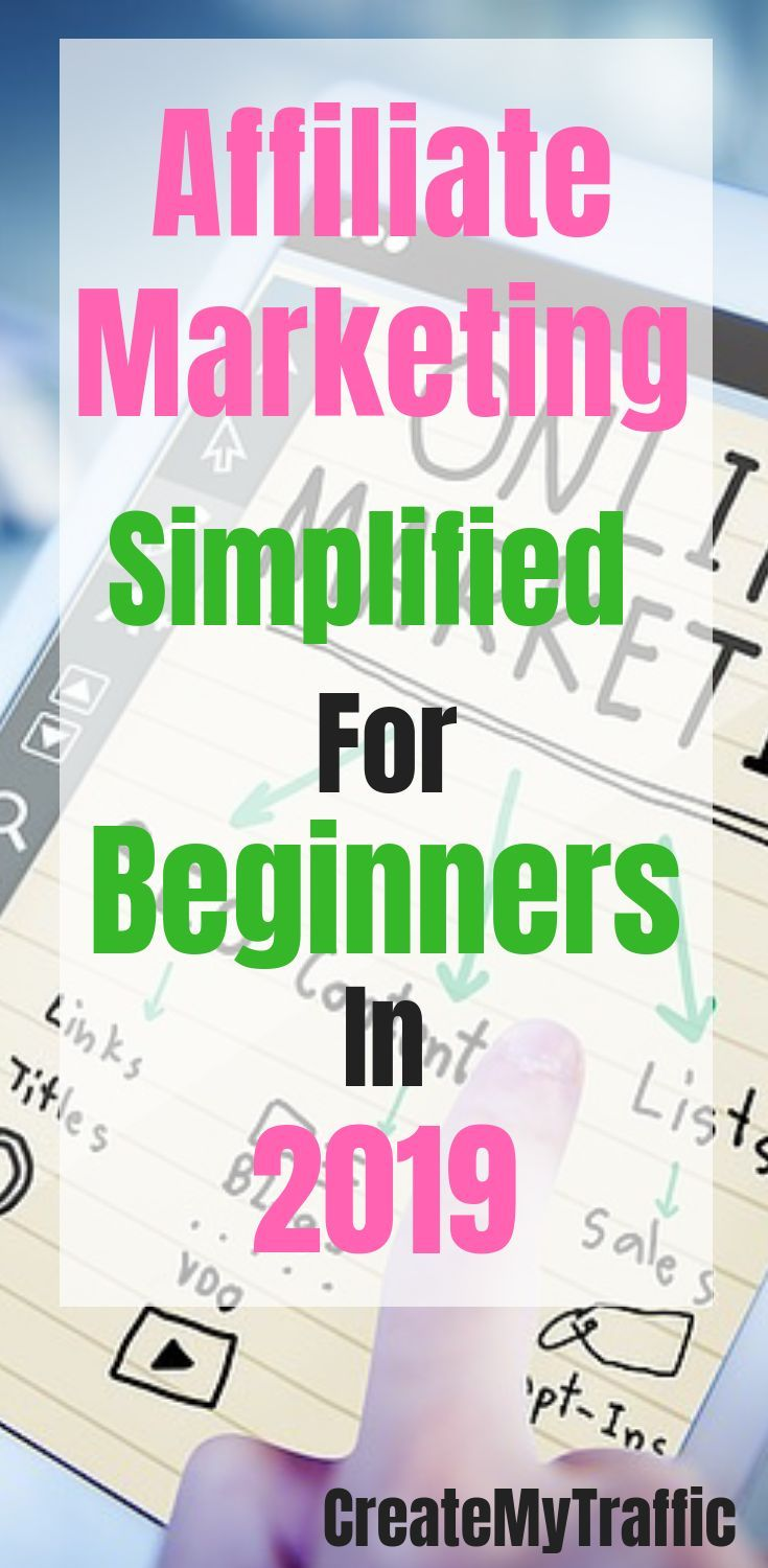 Affiliate Marketing Simplified: The 2019 Guide For Beginners – ☮☮☮ Blogger's Soiree