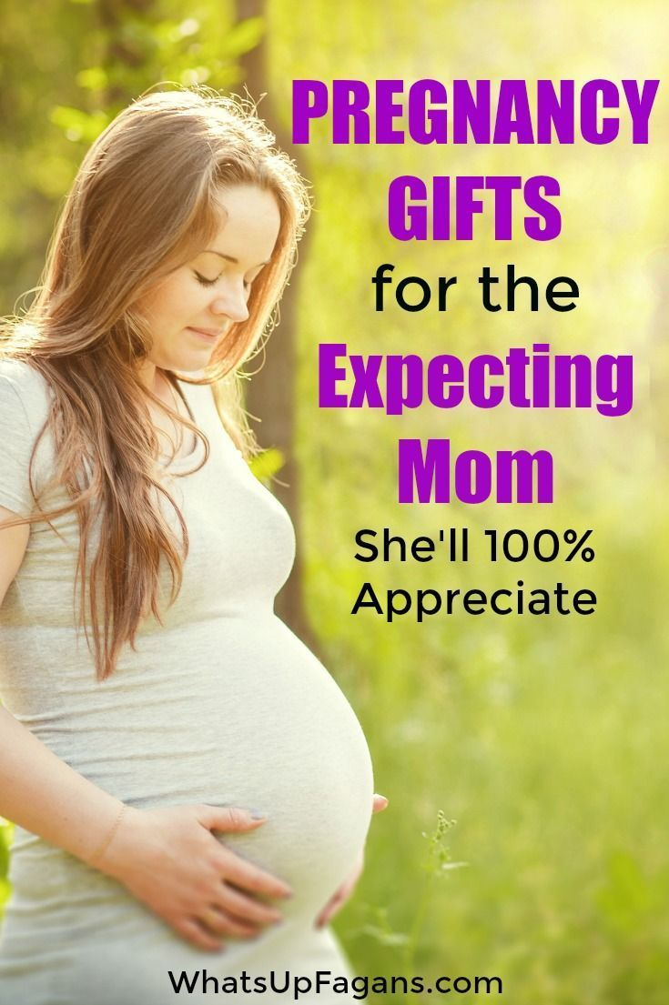 Gifts for pregnant women don't have to focus on the baby! What a great list of thoughtful gifts for expecting moms that are just for her! I would have loved these type of pregnancy gifts.