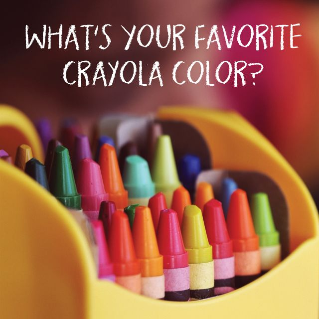 """Smelling a crayon takes you right back to childhood, he said. When I need to go back in time, I put it under my nose and take another hit."" – Randy Pausch Did you know that today…"