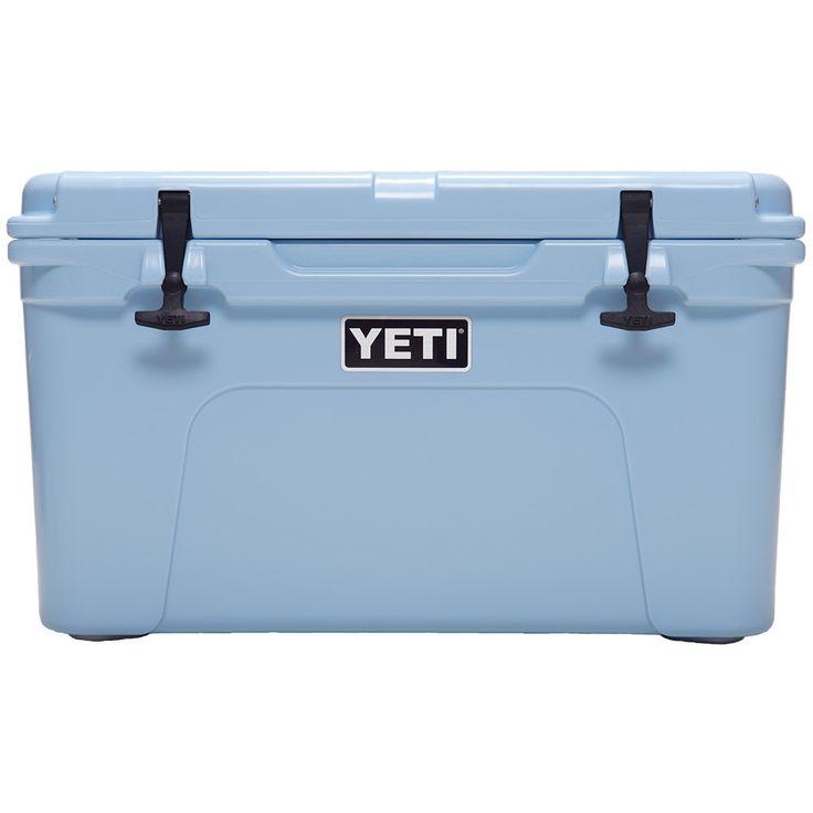 Yeti Tundra 45 Cooler - White, Tan or Blue - FREE BASKET