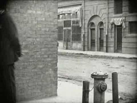 """""""The Kid"""" directed by Charlie Chaplin / 2nd grossing film in 1921"""