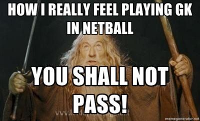 Defence, think Gandalf. . . .