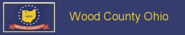 Official Flag of Wood County : LARGEST county in the state of #Ohio