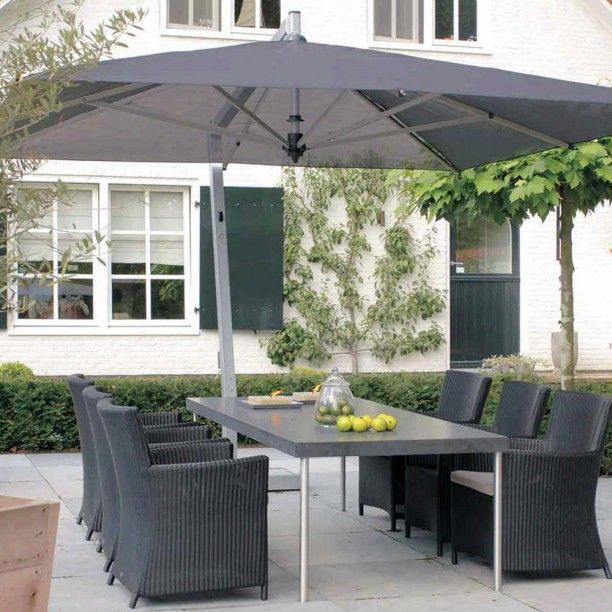 Home: Covering Patio As Well: Rectangular Patio Umbrella, Rectangular Patio  Umbrellas Home Depot