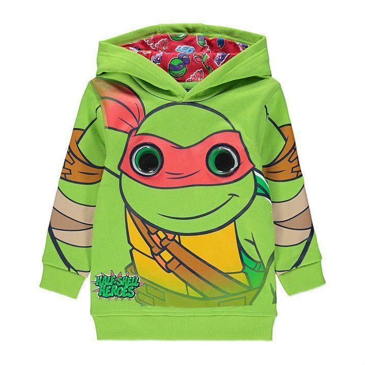 Lasten Ninja Turtles huppari