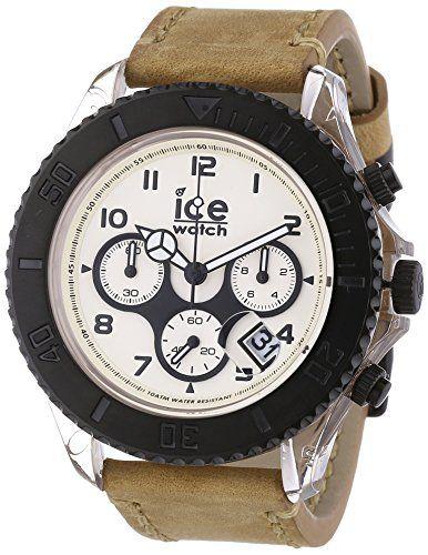Ice-Watch Herren-Armbanduhr XL Ice-Vintage Chronograph Quarz Leder VT.CH.SD.BB.L.14 - http://uhr.haus/ice-watch/ice-watch-herren-armbanduhr-xl-ice-vintage-quarz-l