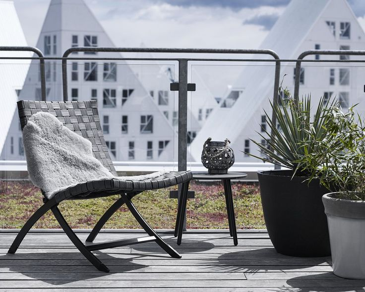 ELVERUM tuoli #terassi #parveke #piha #garden