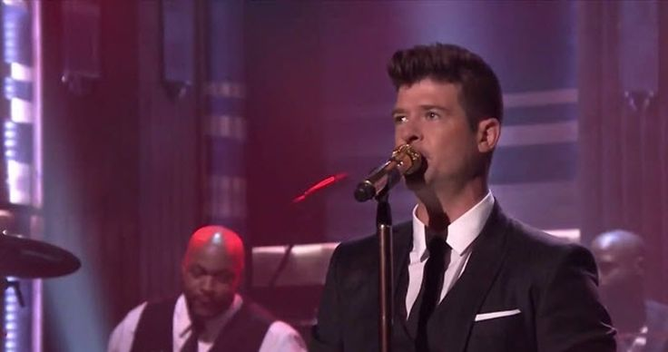 Robin Thicke Performs Back Together on Jimmy Fallon Live [Tv] - http://getmybuzzup.com/wp-content/uploads/2015/08/robin-thicke-650x343.jpg- http://getmybuzzup.com/robin-thicke-performs-back-tog/- Singer Robin Thicke drops by Jimmy Fallon Live and performs 'Back Together' for the crowd.Enjoy this videostream below after the jump.  Follow me:Getmybuzzup on Twitter|Getmybuzzup on Facebook|Getmybuzzup on Google+|Getmybuzzup on Tumb