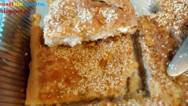 Μάχη στην κουζίνα: Τυρόψωμο Με Φέτα