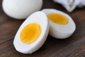 o ovo enche o estômago mais rápido