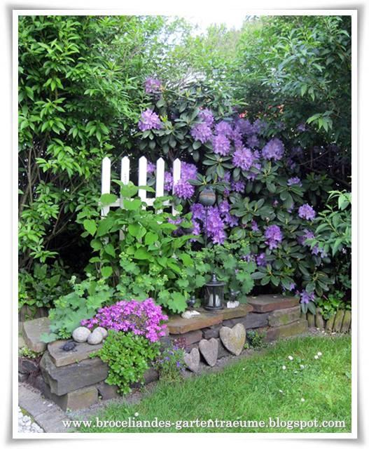 Einen Cottage-Garten Anlegen: Pflanzen Für Den Landhausgarten ...