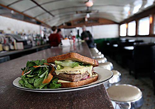 Diner, Williamsburg, New York, NY #brooklyn #newyork #nyc #dineout #burgers