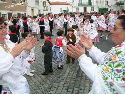 Carnaval in Alpalhao, Alentejo, Portugal   Nisa em Pormenor: Domingo Gordo em Alpalhão (2008)