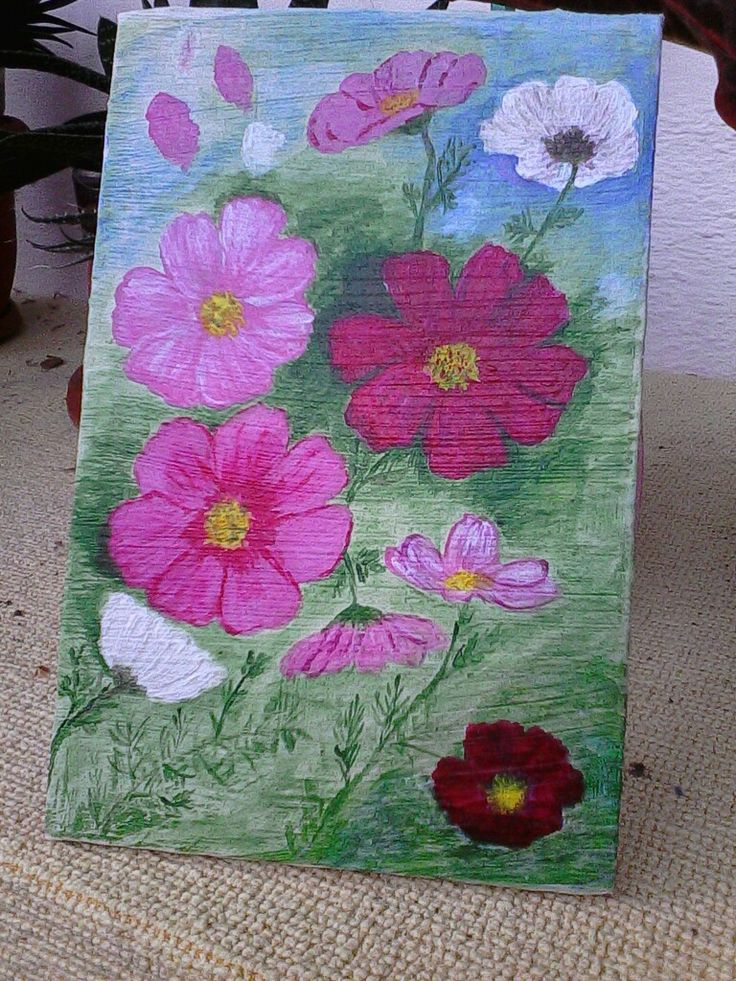 Pia's flowers...