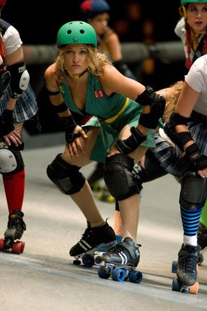 Stuntwoman and Actress Zoe Bell