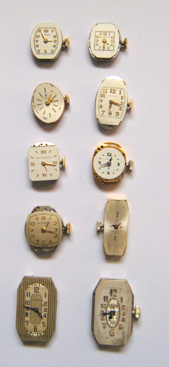 antique wrist watches