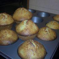 Fotografie receptu: Banánové muffiny
