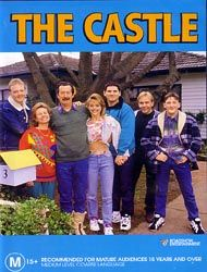 "My name is Dale Kerrigan... and this is my story. ""The Castle"" is a classic Australian film. So funny. And Eric Bana's first film."