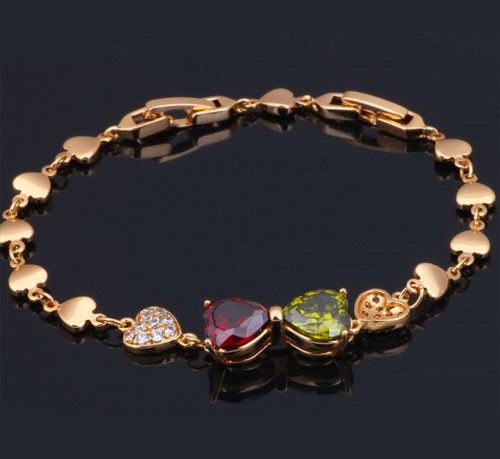 Pulseras de oro laminado tabasco, joyería chapada en oro tabasco, aelegir.com