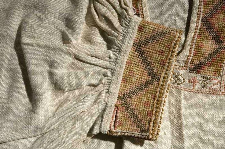 Skjorte fra telemark. 1842