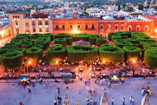 Vacation guide: San Miguel de Allende, Mexico, offers beauty, history - The…