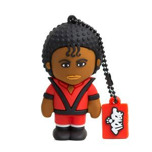 I dont know why they call it a zombie... this looks like michael jackson from thriller.....Toonstar Zombie 4GB USB Drive, $18, now featured on Fab.