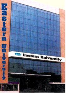 Eastern University (EU) is a private university located in Dhanmondi, Dhaka, Bangladesh.