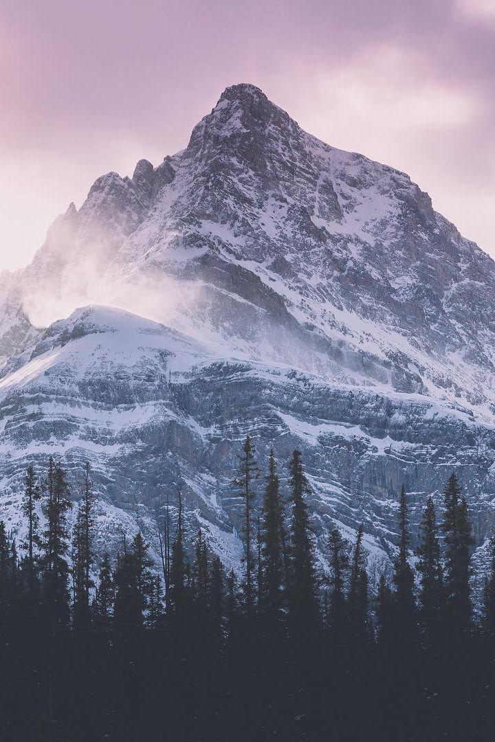 Banshy Banff National Park Jordan Herschel Mountain Landscape Photography Mountain Landscape Landscape