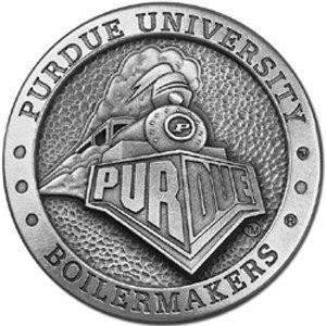Amazon.com : Purdue Boilermakers Belt Buckle   NCAA College .