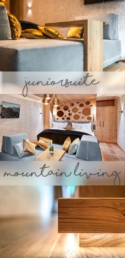 #Juniorsuite #Mountainliving #alpenschloessl_linderhof #wellnessresort #luxurious #attractive #alpine feeling