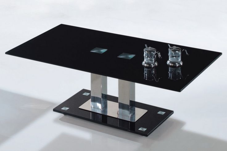 Table Set Black Glass Coffee Table Metal Coffee Tables Table Coffee