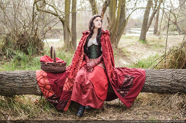 Cosplay Photography: Red Riding Hood by SomaKun on deviantART
