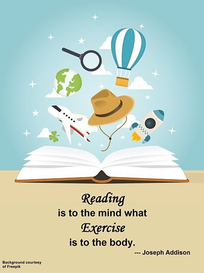 Exercise Your Mind...Read! Library announces 2016 Adult Winter Reading Program | Bossard Memorial Library