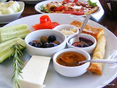 Turkish Breakfast, Olive Garden Restaurant, Kabak #köykahvaltısı #kahvaltı