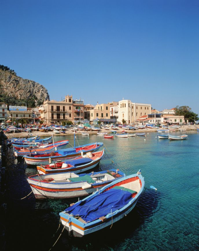 Sicily's charm is undeniable, but the talcum-white beaches of its capital, #Palermo will be taking center-stage in 2014.