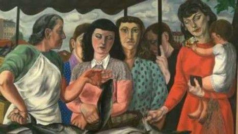 André Fougeron (1913 – 1998), chef de file de l'hyperréalisme français, a peint tout au long sa vie. Le fruit de son engagement est présenté au Musée La Piscine du 15 février au 18 mai 2014.