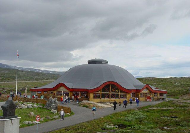 Mo I Rana (N) - Arctic Museum