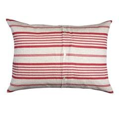 Jolly Stripe Red Giant Cushion Cover