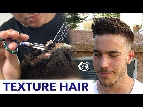 Tutorial Como Hacer Un Mid Fade Con Barba / Parte 2 - YouTube