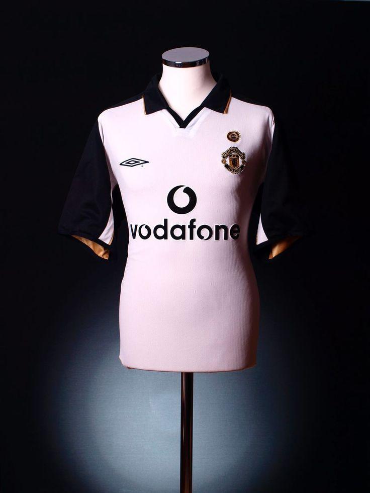 United away kit 2001