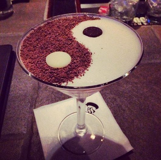 Melting Pot Yin Amp Yang Martini Drinks Pinterest