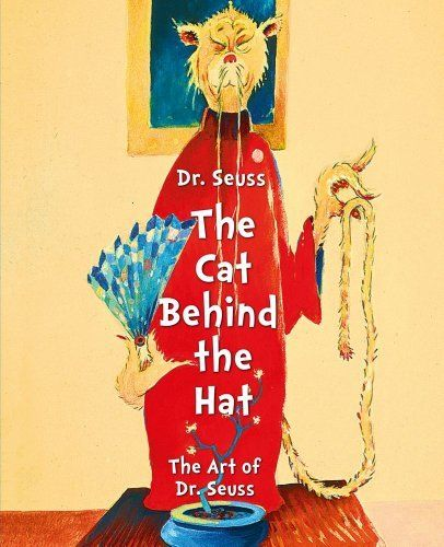 Dr. Seuss: The Cat Behind the Hat - AU Reference PS3513.E2 Z68 2012  - learn more @ https://library.ashland.edu/search/i?SEARCH=1449432603